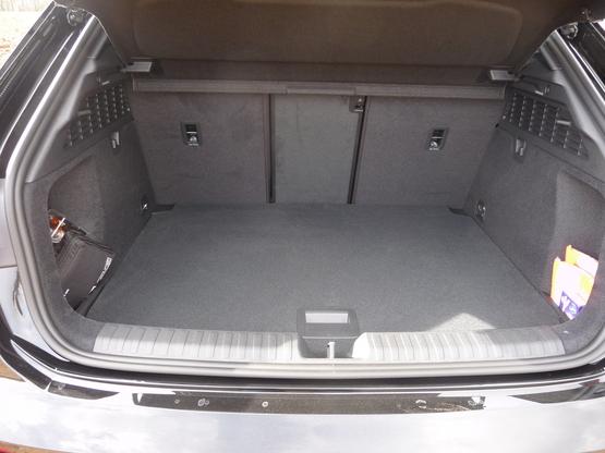 Audi A3 TFSIe boot