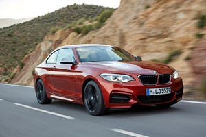 2017 BMW 2 Series facelift