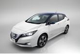 Nissan Leaf launch 2017