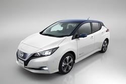 Nissan Leaf launch 2017