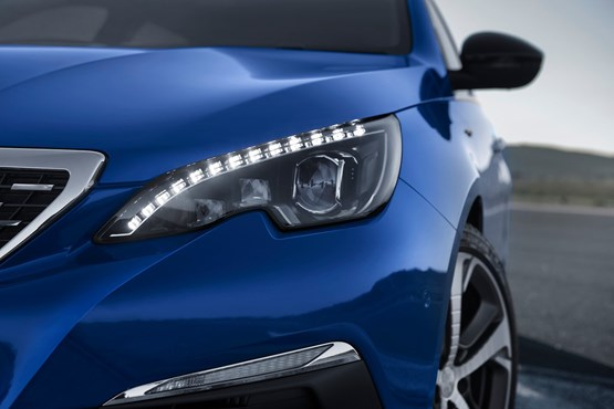 first drive: peugeot 308 company car review   company car reviews