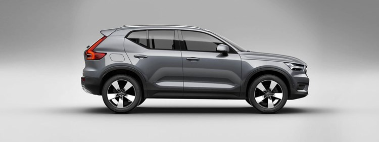 2018 volvo xc40. wonderful volvo essential data with 2018 volvo xc40
