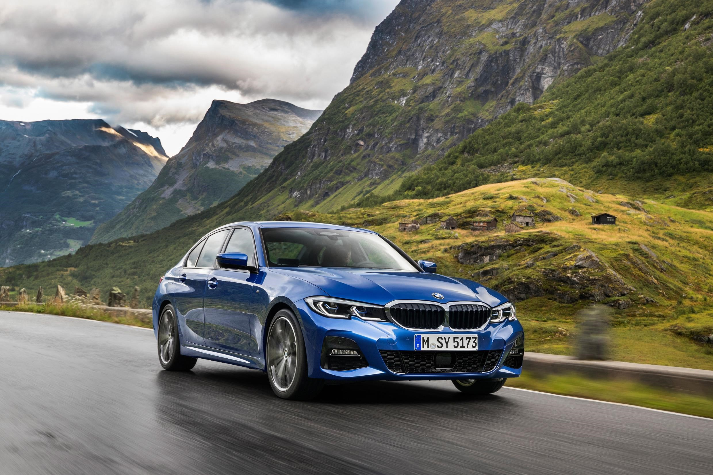 BMW 320: technical specifications and fuel consumption 55
