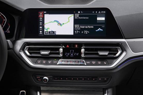 Tomtom To Provide Live Traffic For Bmw Group Cars Manufacturer News