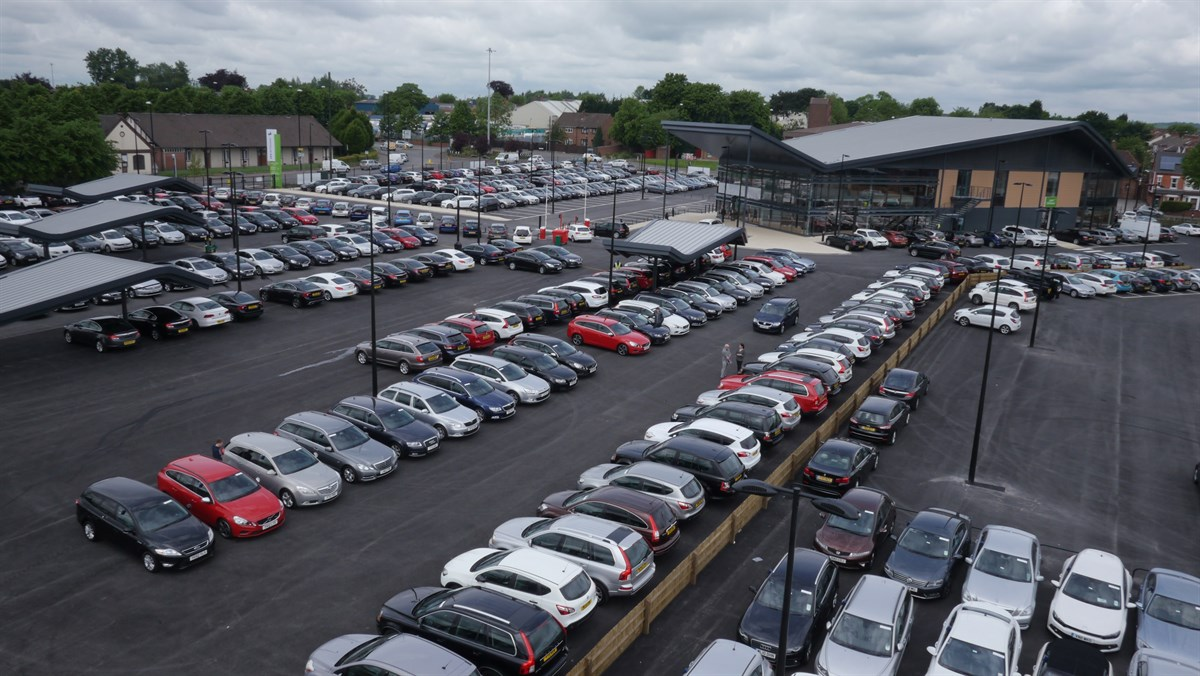 Car Supermarket: Lex Autolease Opens Processing Centre And Car Supermarket