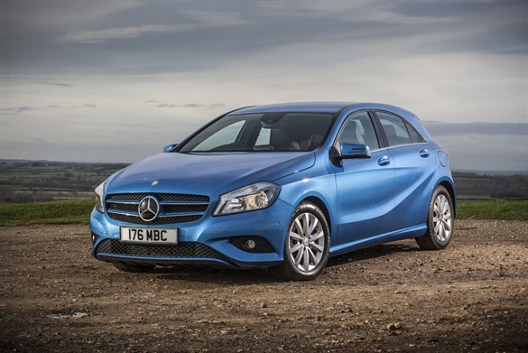 Road test mercedes benz a class a180 cdi eco se car for Mercedes benz list price