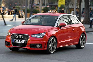 Audi a1 drive audi a1 test audi a1 roadtest fleet news