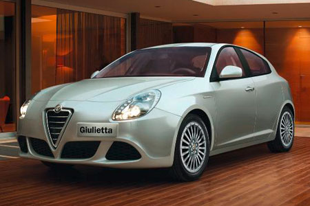 Alfa Romeo Giulia European sales figures  carsalesbasecom