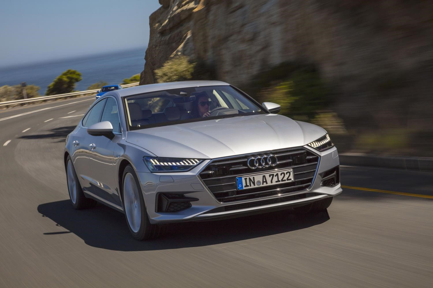New Audi A7 Sportback Prices Specs And Co2 Emissions Automobile S7 Advertisement Has Revealed The For Its
