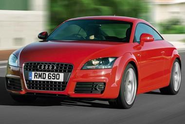 Audi TT 2.0 TDI Quattro (2008) | Company Car Reviews