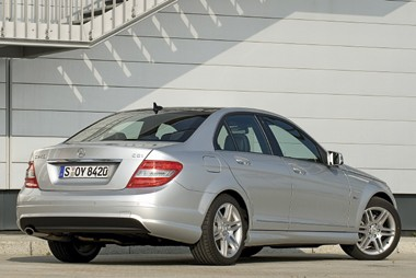 Mercedes-Benz C250 CDI BlueEfficiency (2008) | Company Car Reviews