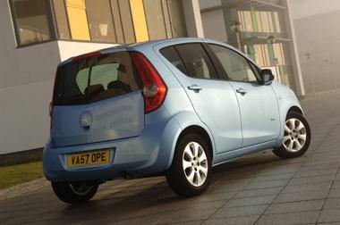 Vauxhall Agila | Company Car Reviews