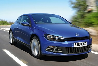 volkswagen scirocco 2 0 tdi 140 company car reviews. Black Bedroom Furniture Sets. Home Design Ideas