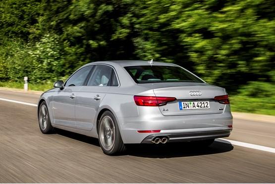 First drive: Audi A4 2.0 TDI 190 car review | Company Car Reviews