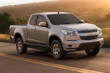 First Drive: Chevrolet Colorado 2.5 VCDi LT X-Cab 4x4 - Fleet News