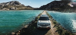 Citroen expands SUV offering with European version of C5