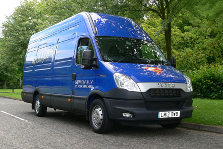 First Drive Iveco Daily 35s21 Lwb Hi Roof 205bhp Fleet