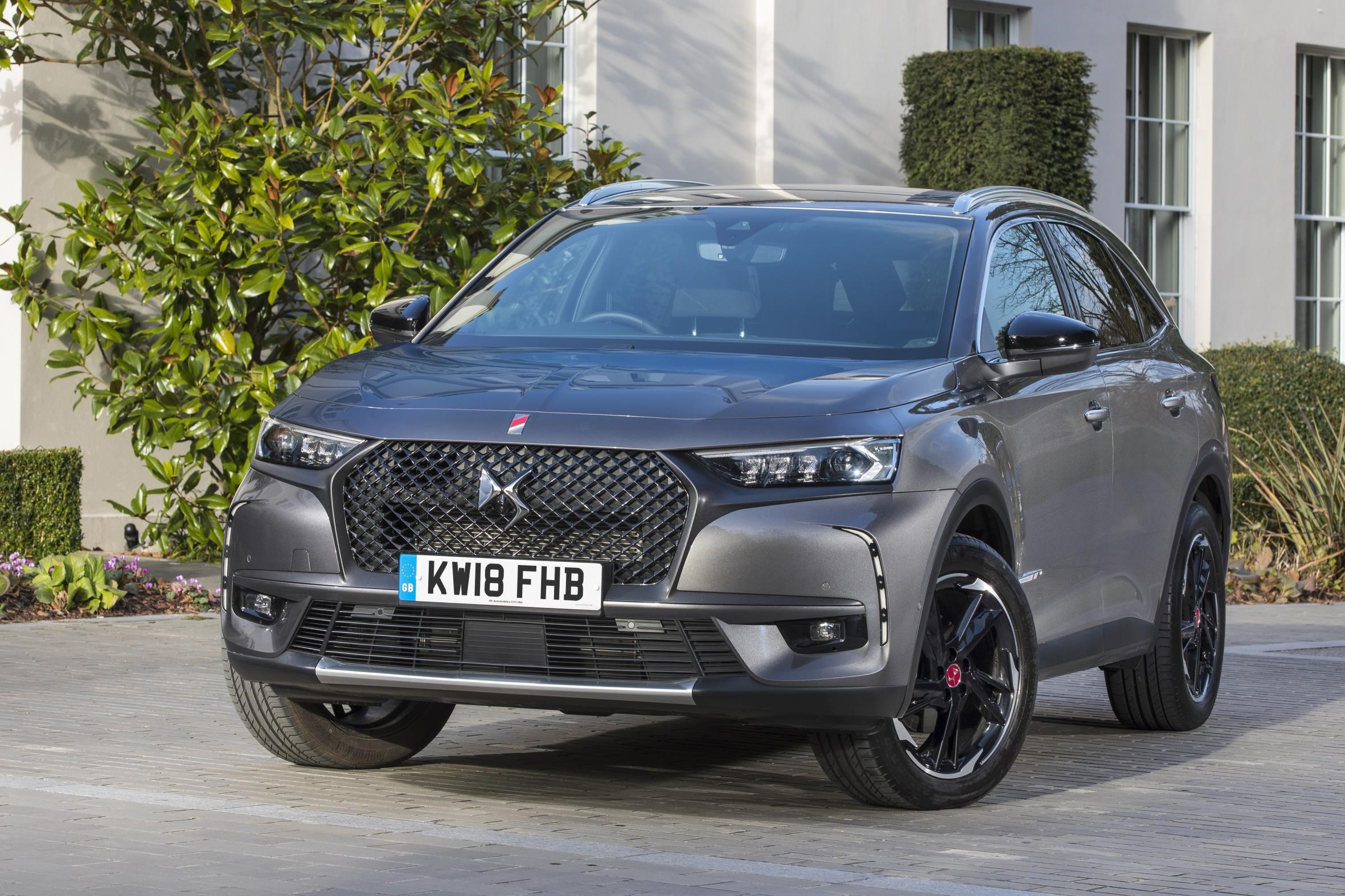 DS 7 Crossback full prices and specs revealed