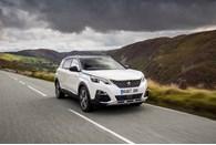 Peugeot 5008 company car review