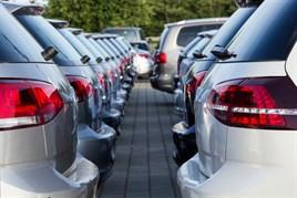 Workplace car park