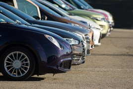 new car registrations, fleet sales, SMMT.