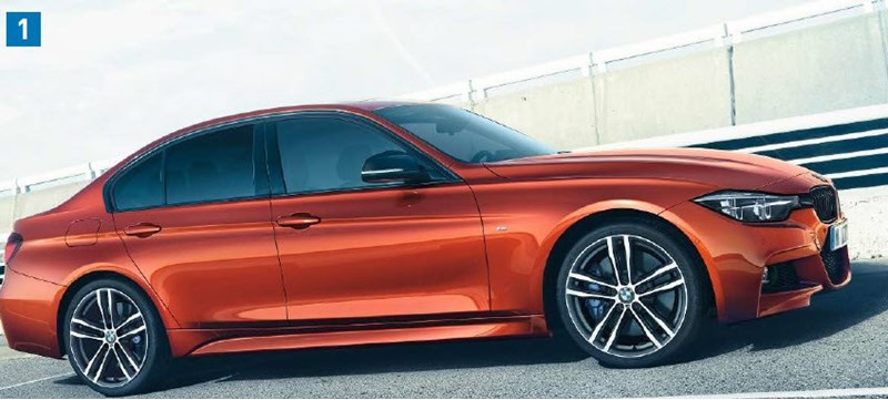 FN50 2017 most reliable car - BMW 3 Series