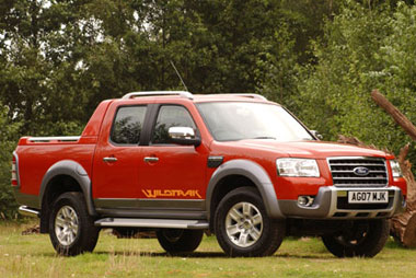 Ford Ranger Wildtrack Thunder 3 0 Auto Van Reviews