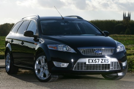 Ford Mondeo 20 TDCi Titanium X estate  Company Car Reviews