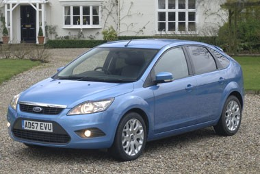 ford focus 1 8 tdci zetec company car reviews. Black Bedroom Furniture Sets. Home Design Ideas