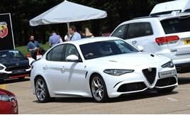 Alfa Romeo at CCIA 2017