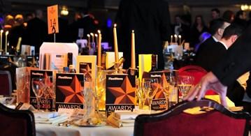 Fleet News Awards tables