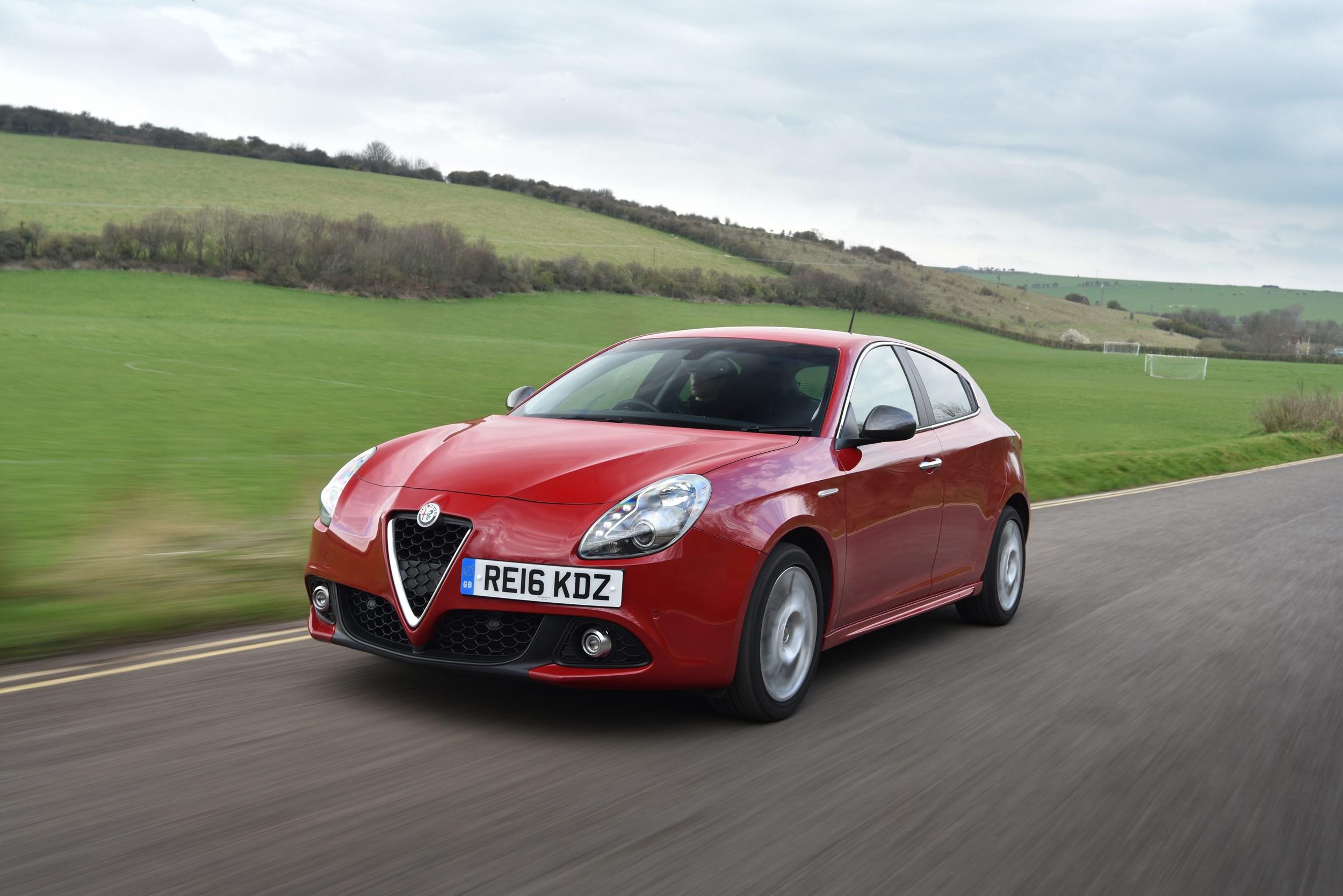 Road test Alfa Romeo Giulietta 1 6 JTDM pany car review