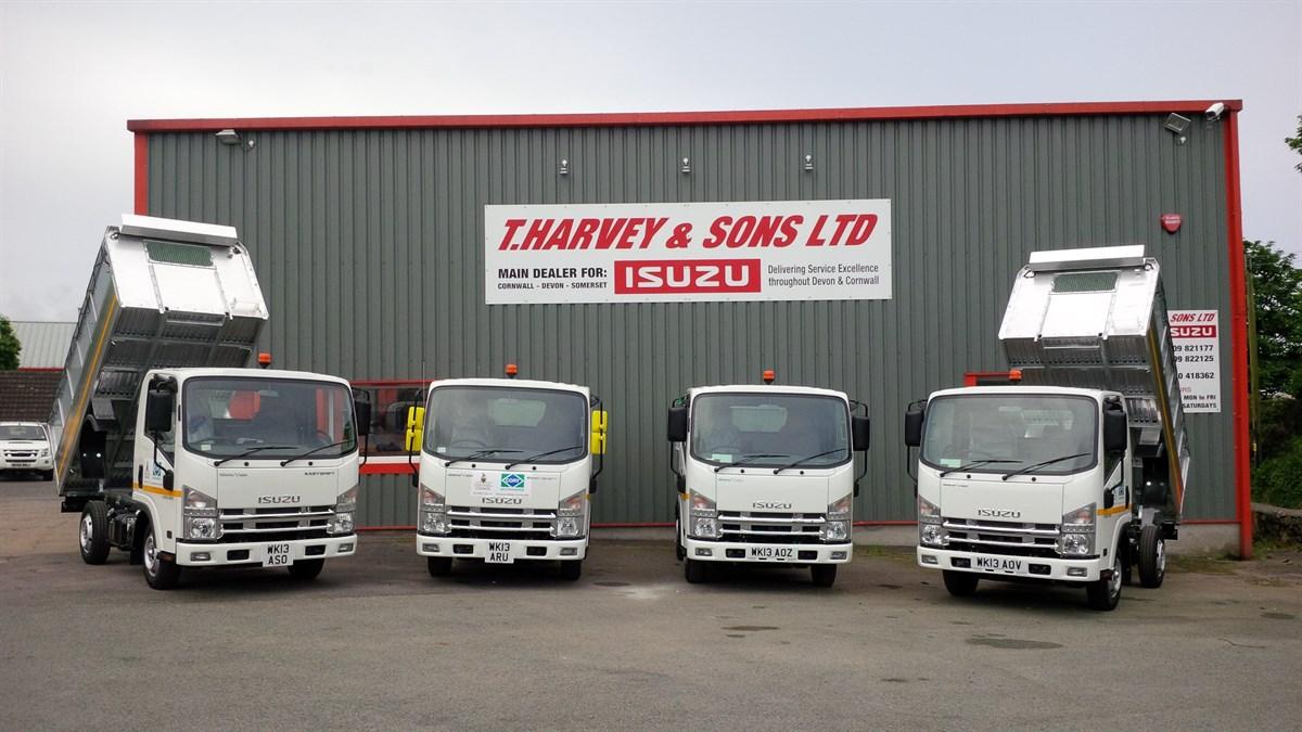 Wonderful Commercial Fleet