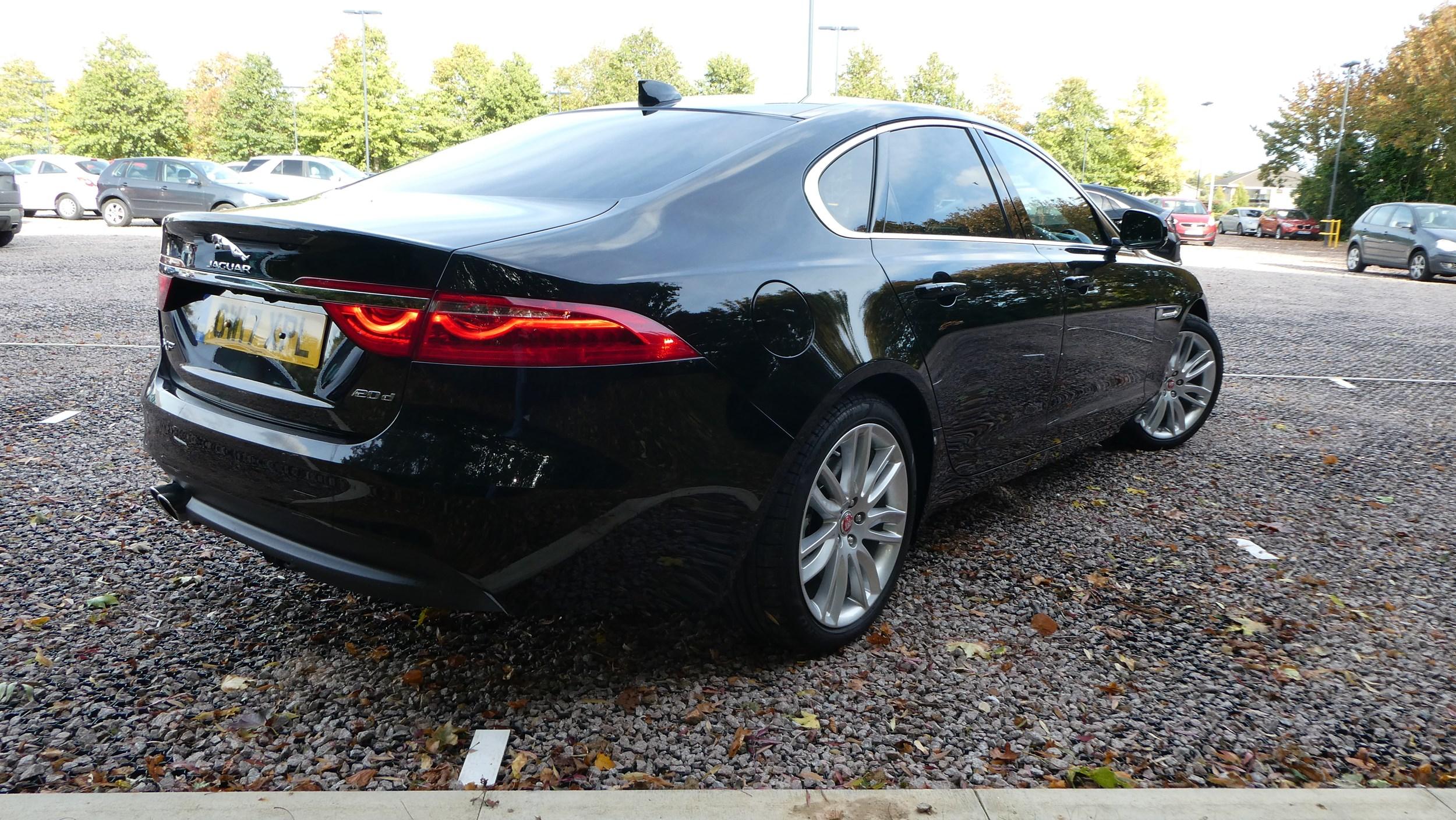 Jaguar XF company car review | Company Car Reviews