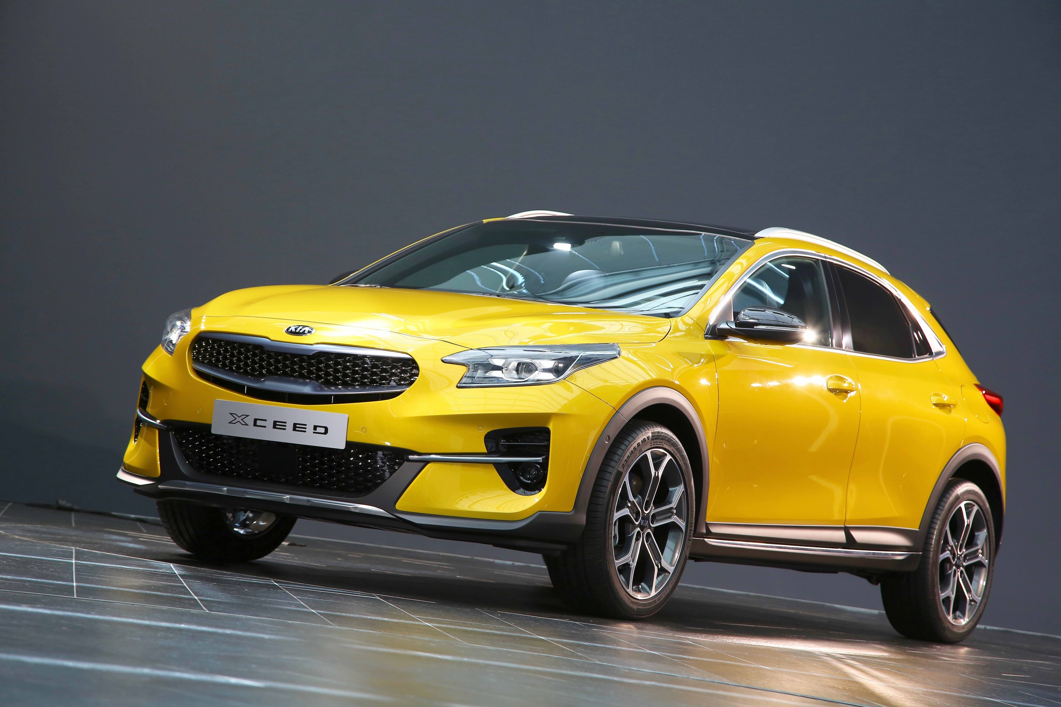 Kia Xceed Priced From £20,795