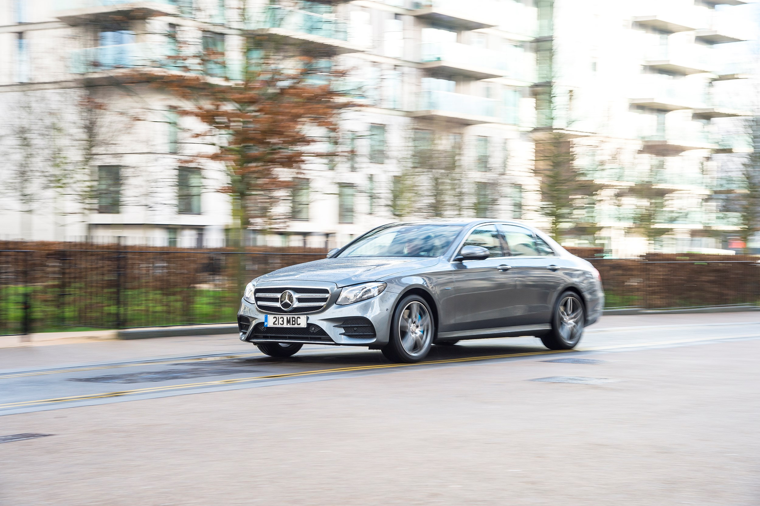 First drive mercedes benz e350e company car review for Mercedes benz corp