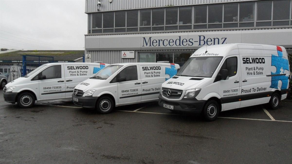 Selwood upgrades its fleet | Van News