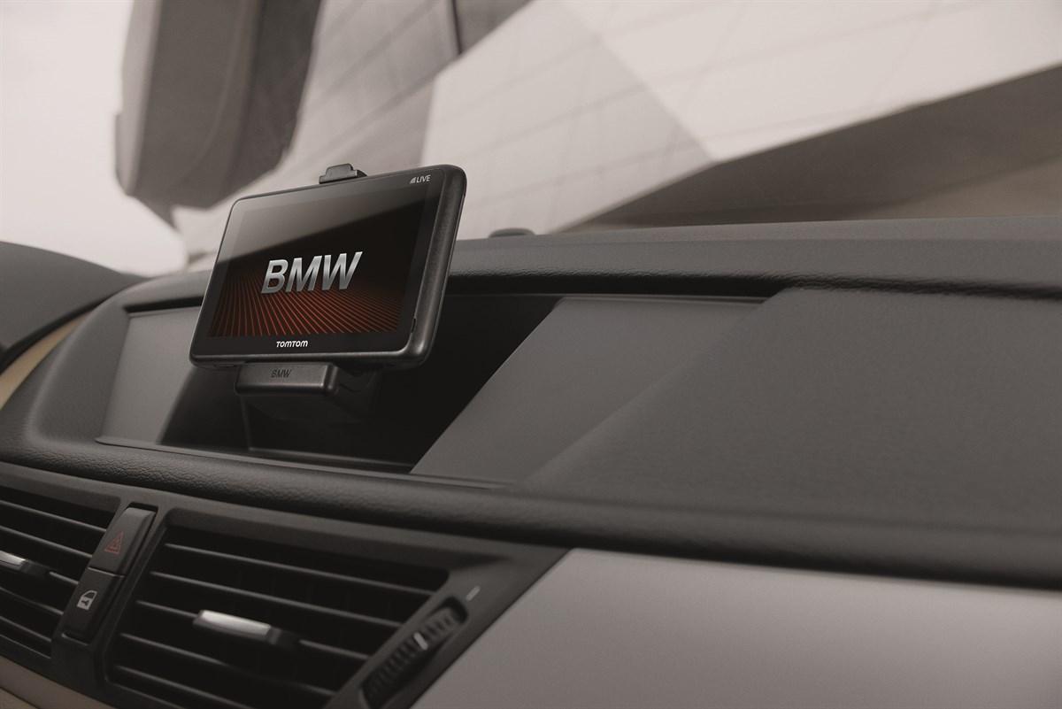 New Integrated Dealer Fit Sat Nav For Bmws Manufacturer News