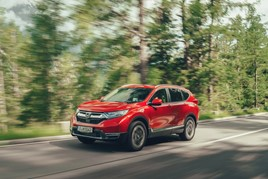 Honda CR-V Hybrid: prices, specifications and CO2 emissions