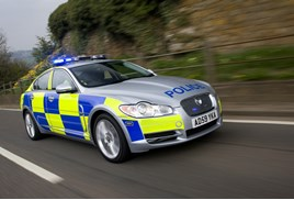Police face 'skills gap' with telematics data