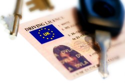 points on driving licence, DVLA.