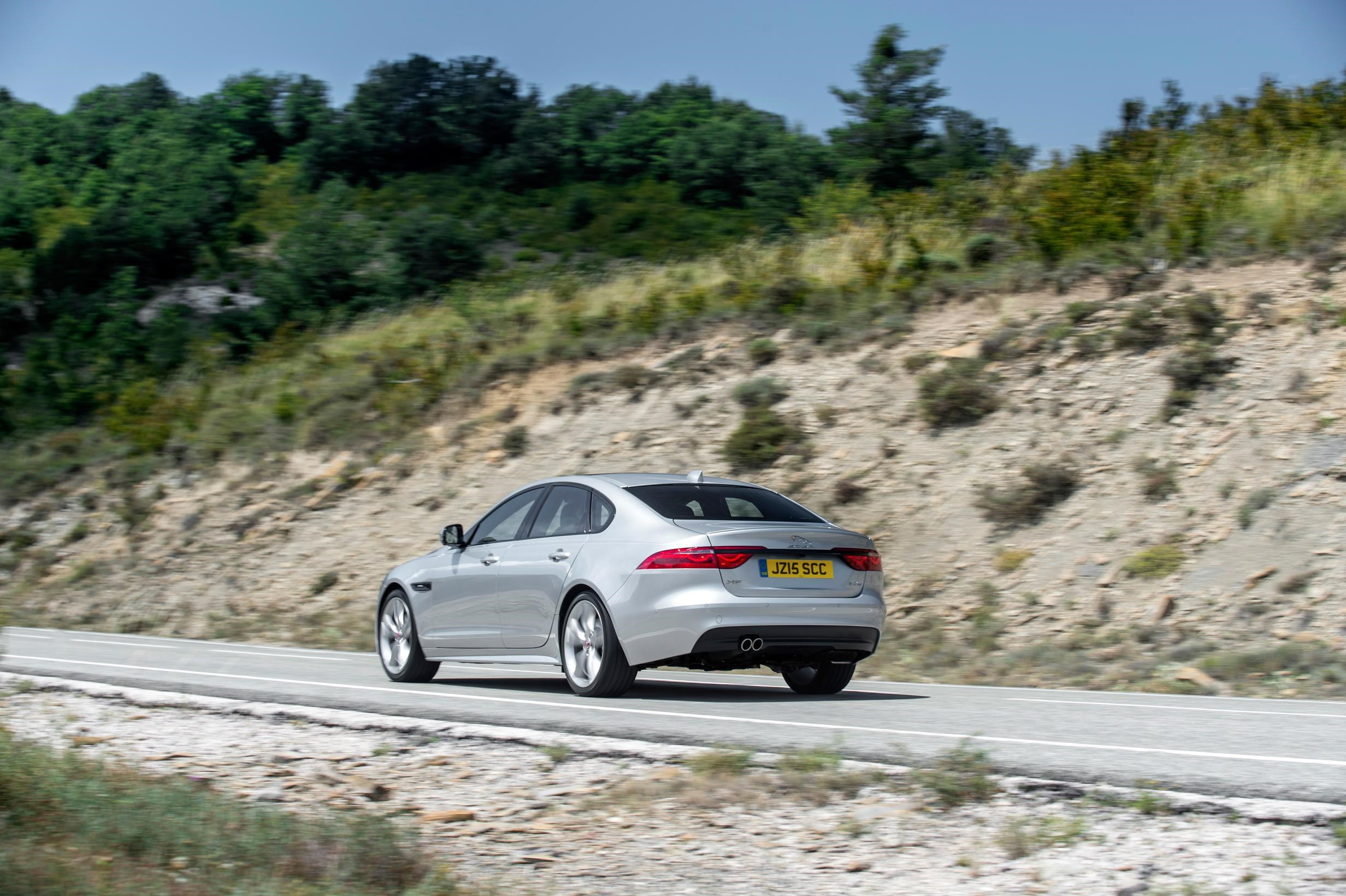 New jaguar xf to offer best in class residual values for Best r value windows