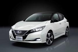 Nissan Leaf S Range Extension Improves Fleet Capabilities First