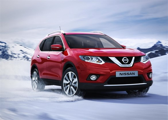 First Drive Nissan X Trail Acenta 1 6 2wd Smart Vision