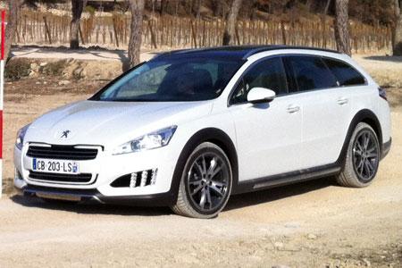 driven: peugeot 508 rxh reviews - fleet news | company car reviews