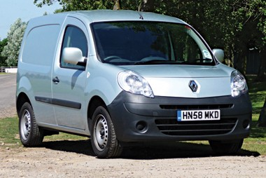 renault kangoo ml19 1 5 dci 85 test fleet news fleet van van reviews. Black Bedroom Furniture Sets. Home Design Ideas