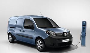 2017 Renault Kangoo ZE Van
