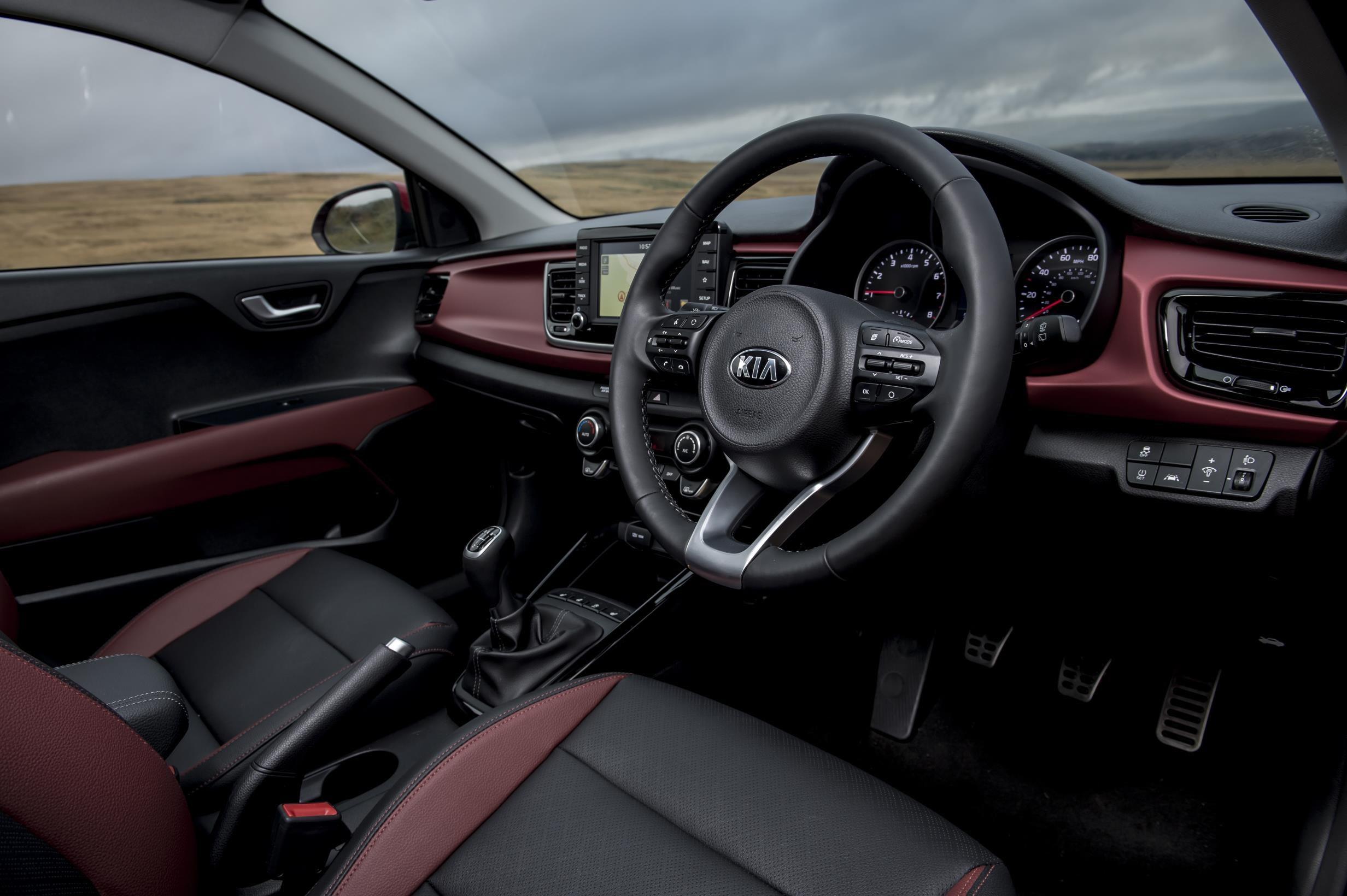 first drive 2017 kia rio company car review company car reviews. Black Bedroom Furniture Sets. Home Design Ideas