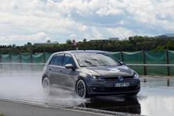 Michelin tyre test