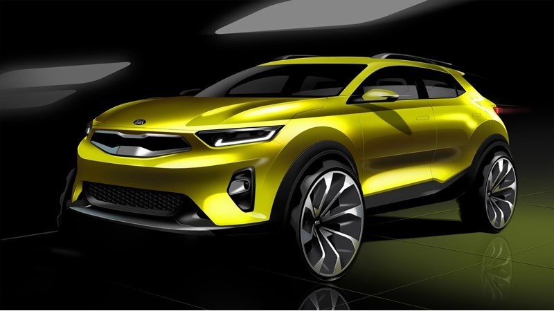 Kia unveils render of its upcoming SUV before July launch